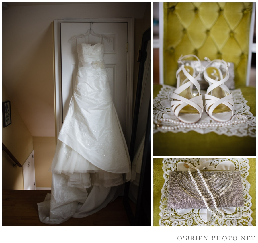Jen & Mike: Wedding at The Red Barn