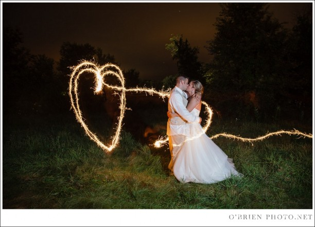 How to Take a Sparkler Picture