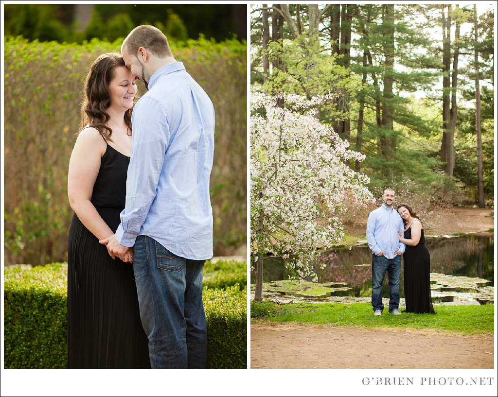 Kelly and Rick: Engagement at Wickham Park