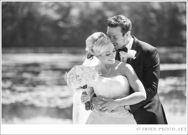 Melissa & Tim: A Harding Allen Estate Wedding